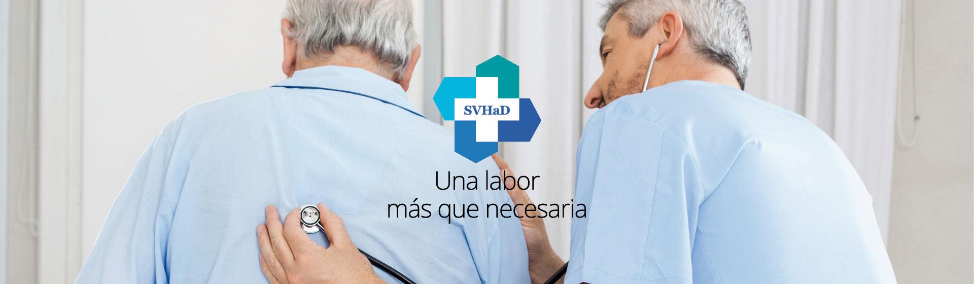 Svhad. Sociedad Valenciana de Hospital a Domicilio