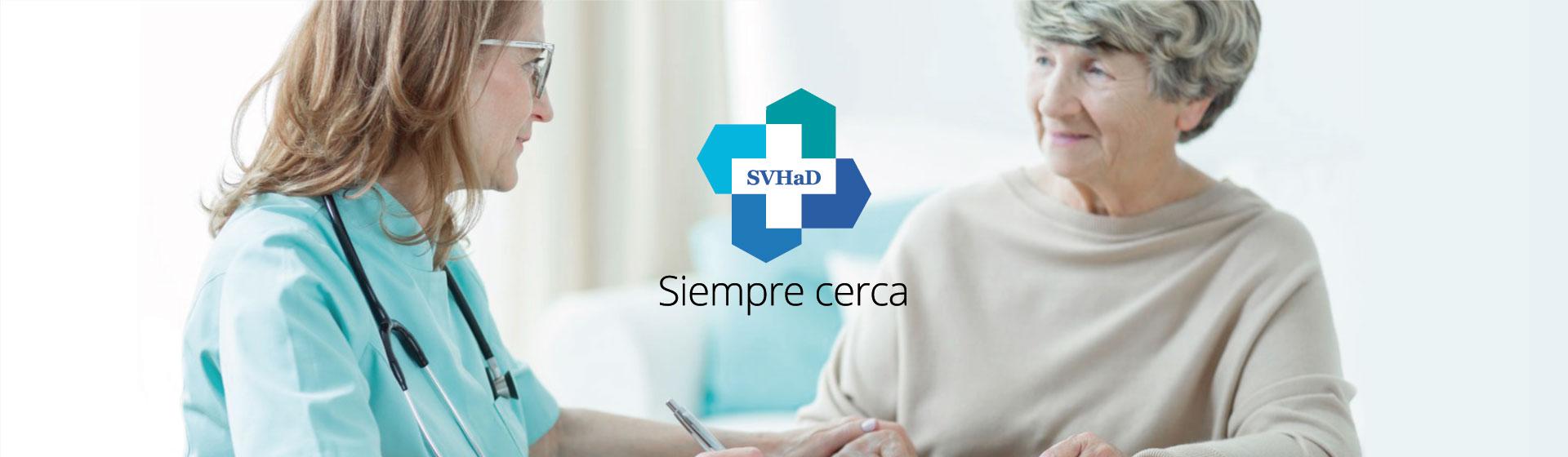 Nuestras UHD. Sociedad Valenciana de Hospital a Domicilio.