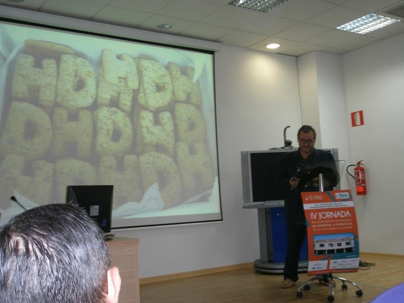 Sociedad Valenciana de Hospital a Domicilio.
